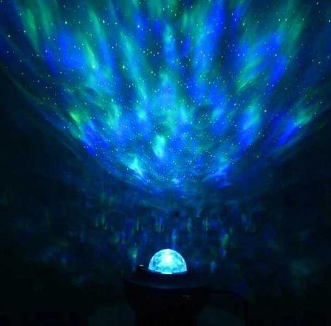 Projektor Gwiazd Star LED Lampka Nocna Prezent PL