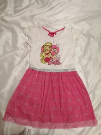 Sukienka Barbie roz. 134