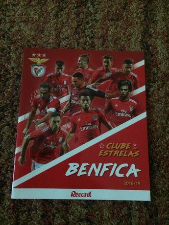 Caderneta Benfica e Sporting