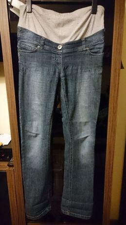 Jeansy ciążowe c&a rozmiar 40