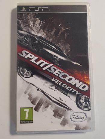 Gra Split/Second Velocity na PSP