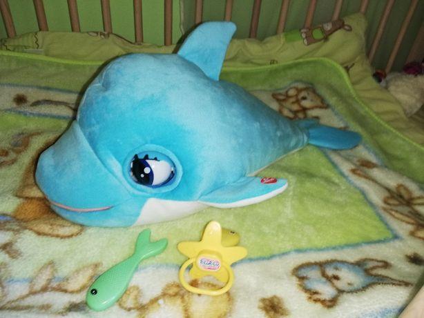 Delfin blu blu interaktywny- jak nowy
