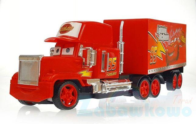 Ciężarówka, tir, Maniek, zig zag, queen, na pilota, sterowany, rc