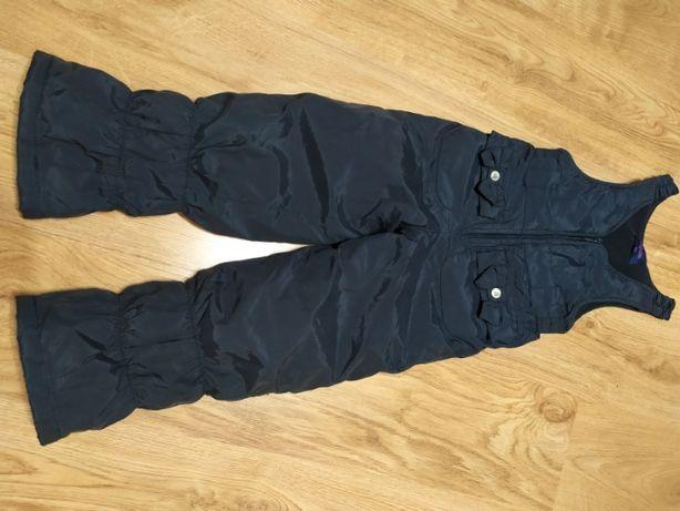 Spodnie/kombinezon/ roz 122