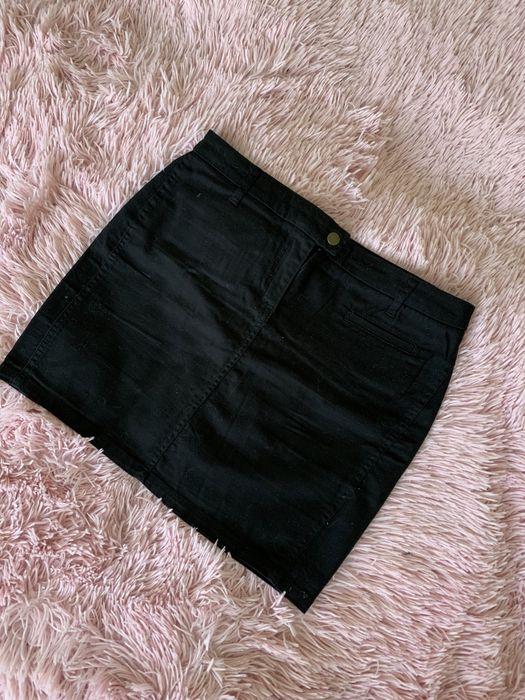 Юбка черная мини Одесса - изображение 1