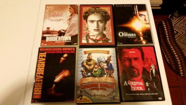 Dvd's variados.