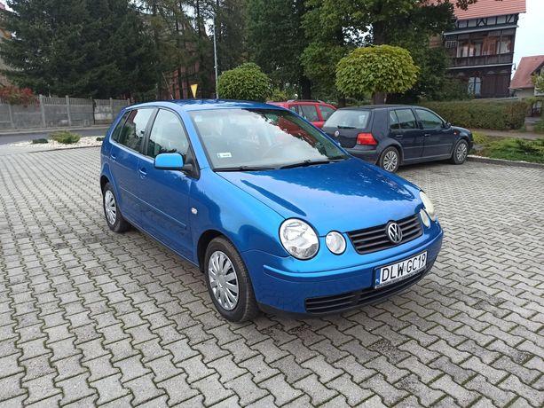 Samochód Volkswagen Polo IV 1.2 12V Cricket