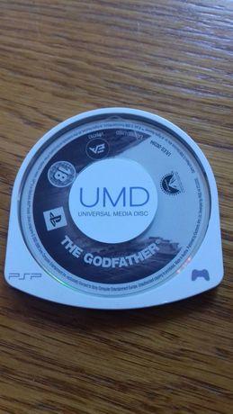 Gra PSP Ojciec chrzestny