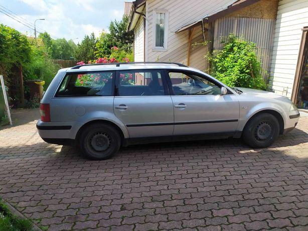 VW Volkswagen Passat 1,9 TDI 2001 kombi B5 101KM