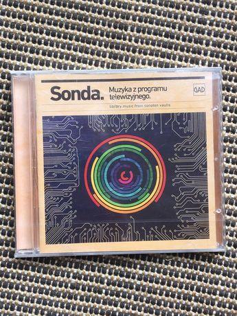 Sonda. Muzyka z programu telewizyjnego. Master 2013, nowa w folii, GAD