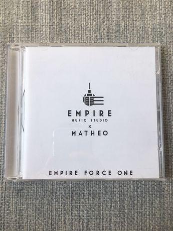 Empire music studio x matheo - empire force one popek vnm quebonafide