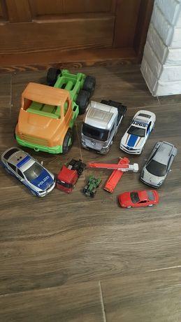 Zestawy zabawek używanych