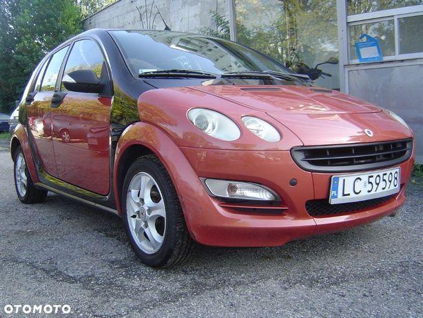 Smart Forfour 1,3 Benzyna Szwajcar