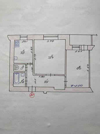 Продам 2х кімнатну квартиру вул. Гордіюк, 40 квартал від власника