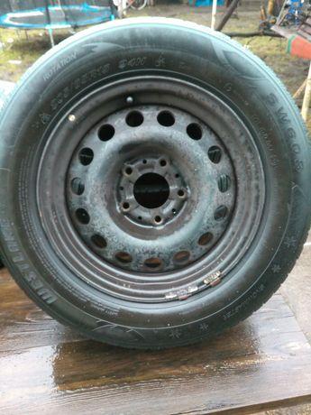 Колеса (диски і шини)