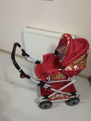 Wózek dla lalek firmy Dudek Promocja