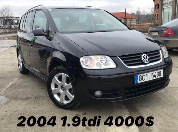 Продам Авто Volkswagen Touran