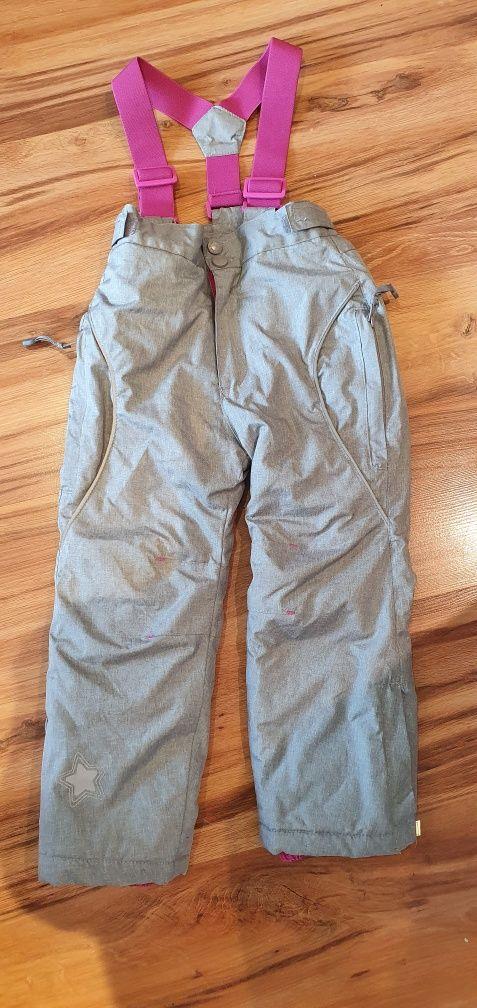 Spodnie narciarskie, zimowe CoolClub 110 smyk