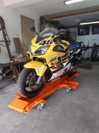 Sprzedam solidną platformę transportową pod motocykl