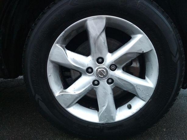 диски Nissan Murano Z51 R18 докатка домкрат гайка разборка