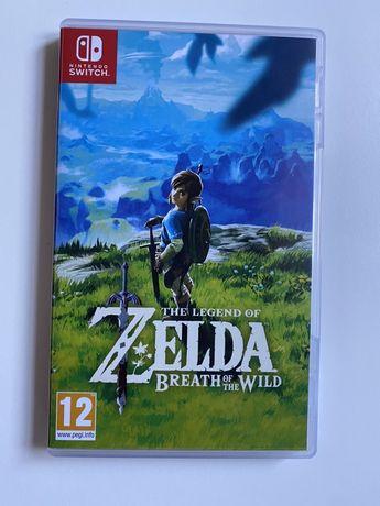 Jogo ZELDA para a Nintendo Switch
