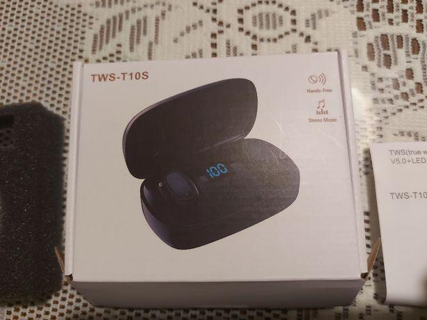 Nowe słuchawki bluetooth