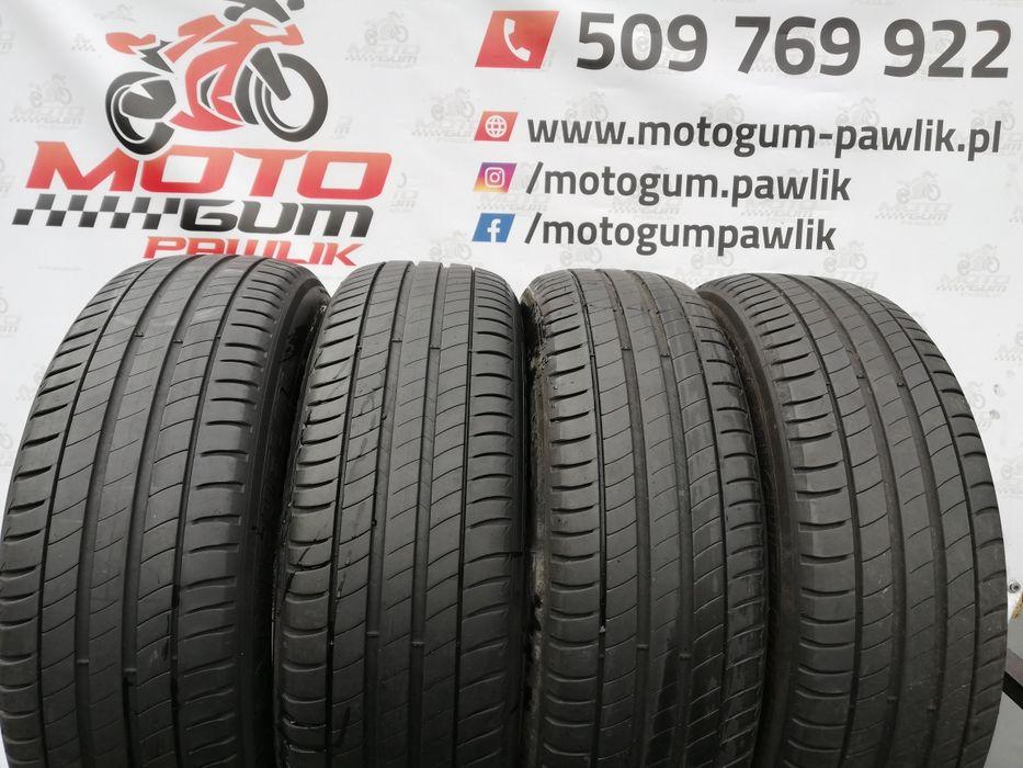 Opony letnie 4x 215/65r17 99V Michelin 17r. 5.5mm Dąbrowa Górnicza - image 1