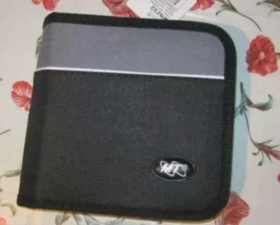 Коробка Сумка Бокс для DVD CD Дисков 32