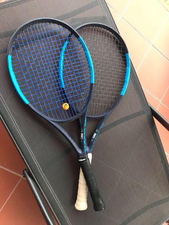 Продам теннисные ракетки б/у