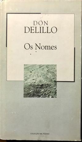 Os Nomes de Don Delillo