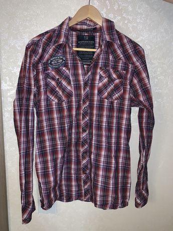 Рубашки мужские scotch soda, рубашка, М размер