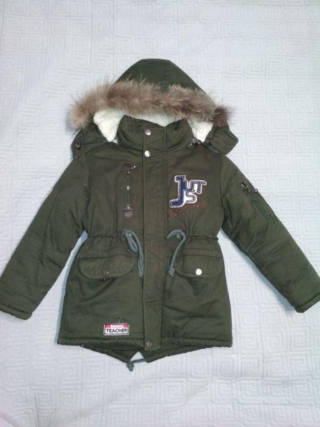 Куртка зимова. Невеликий торг