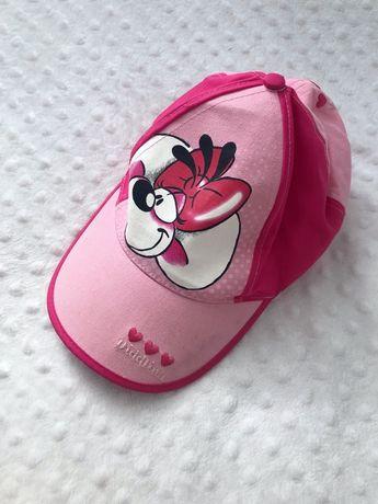 Czapka z daszkiem różowa Diddl Diddlina Smyk