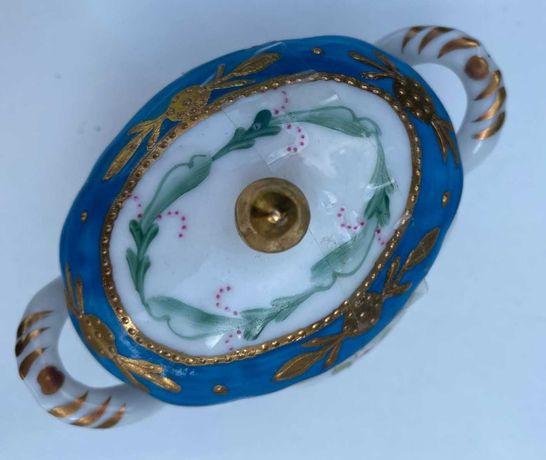Guarda joias (louça PARIS ROYAL) com oferta de prato