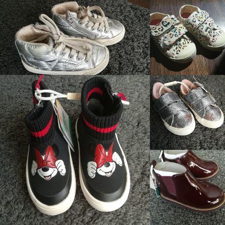 Buty Zara rozmiar 20 buty dla dziewczynki