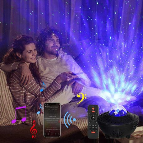 Projektor świetlny gwiazd Star LED
