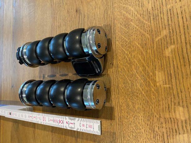 Manetki calowe tempomat Harley Chopper Drag Honda Yamaha Suzuki