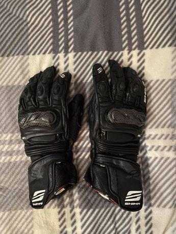 Rękawice motocyklowe Shima RS1 roz. XL