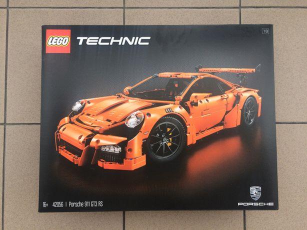 UNIKAT! LEGO Porsche 42056, Oryginał! NOWY!
