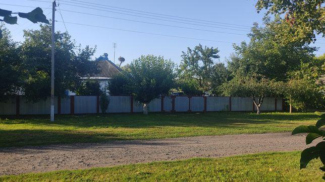 дом, хозяйственные постройки, 1,5га земли