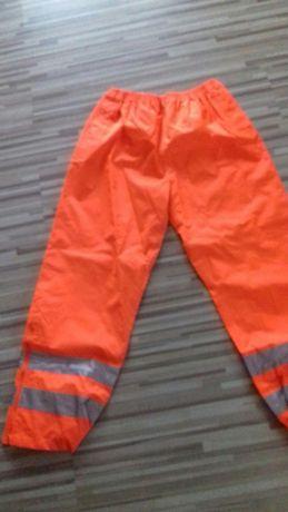 Spodnie odblaskowe robocze