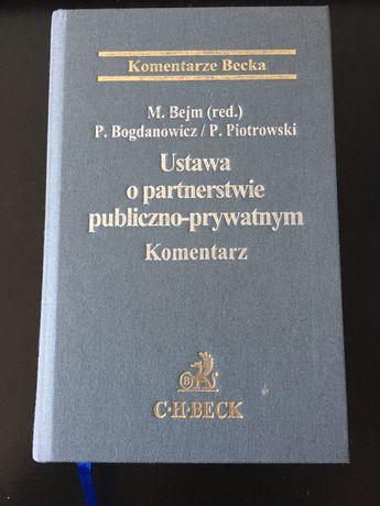 Ustawa o partnerstwie publiczno-prywatnym
