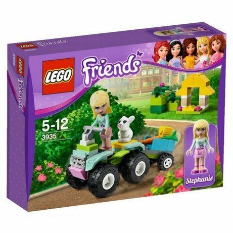 3935 lego Friends auto dla zwierząt