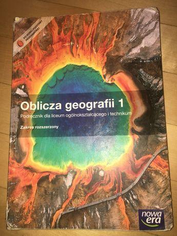 Podręcznik oblicza geografii 1