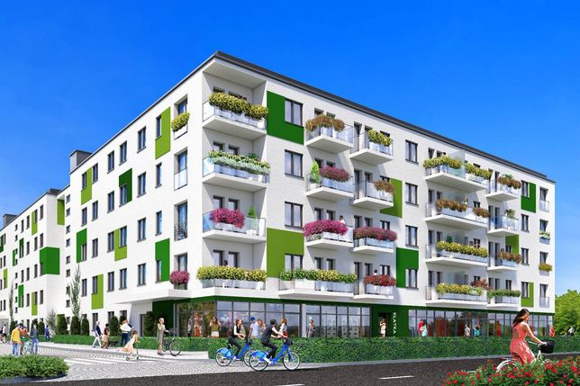 Выгодная цена на 2-к квартиру 38м2, Варшава, Урсынув (Ursynow)