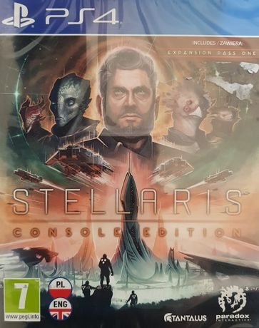 Stellaris PS4 PlayStation 4 Nowa Kraków
