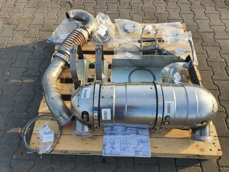 DEUTZ DPF nowy katalizator do silnika deutz