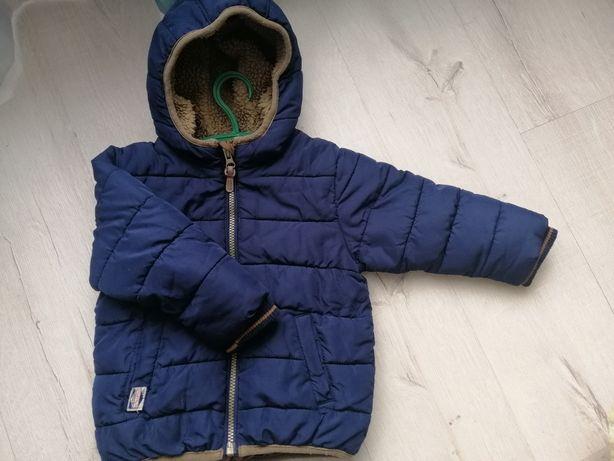 Продам зимнюю куртку 86-92 р