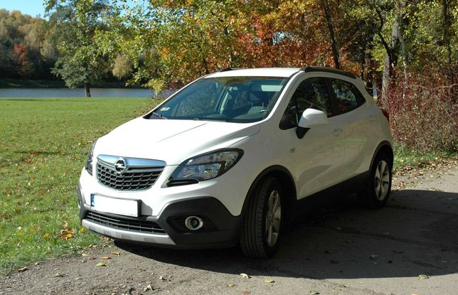 Opel MOKKA 1.4 turbo, polski salon, ASO, niski przebieg