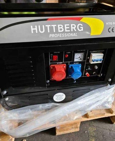 Agregat prądotwórczy HUTTBERG HTG 990 NOWY